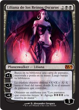 Liliana de los Reinos Oscuros
