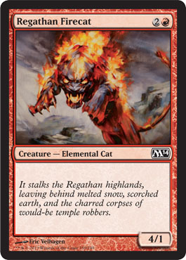Regathan Firecat