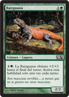 Raizguana