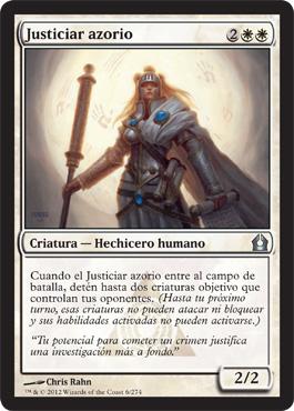 Justiciar azorio