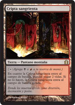 Cripta sangrienta