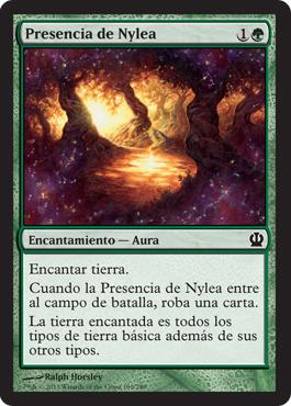 Presencia de Nylea