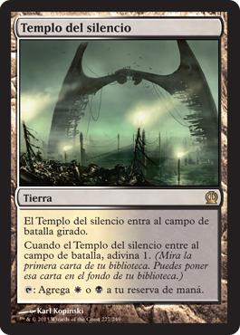 Templo del silencio