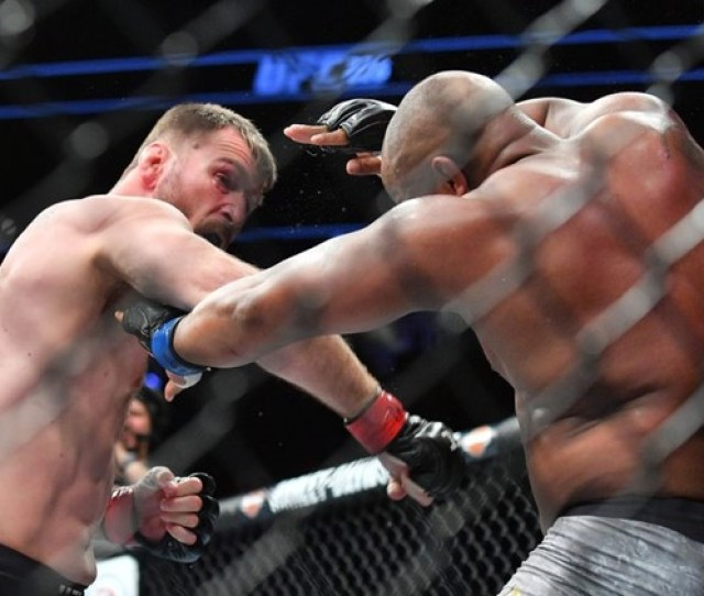 Stipe Miocic On Rematch With Ufc Champ Daniel Cormier Im Ready When You Are