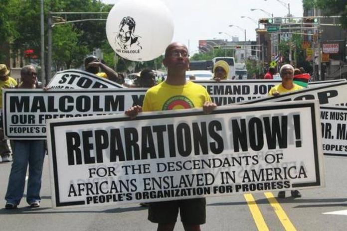 slavery reparations africa black news