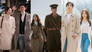 Overcoat for K-Drama Friend