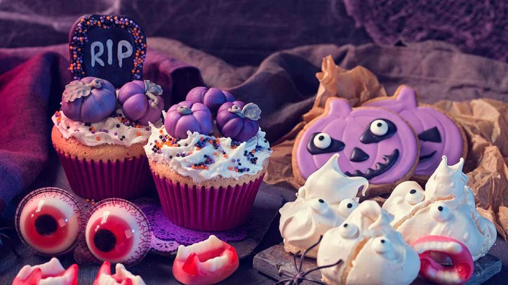 15 Scarily Easy Halloween Treats You Can Make At Home - The Singapore  Women's Weekly
