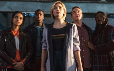 A Woman Doctor?! My Reaction to Doctor Who
