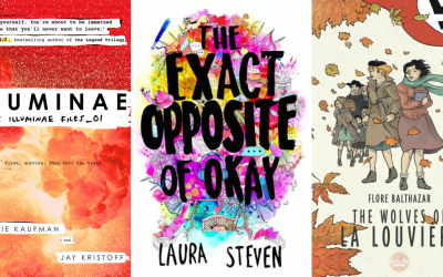 Snippet Reviews: Books I Should Have Reviewed Already (Oops)