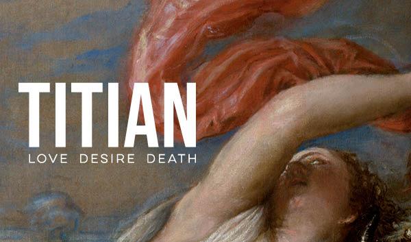 Titian, 'Rape of Europa' (detail), 1562 © Isabella Stewart Gardner Museum, Boston