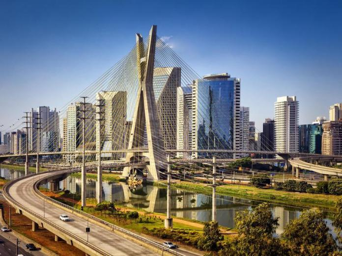Brazil's cities, like Sao Paulo, are popular destinations for retirees, thanks to low property costs and tax benefits.