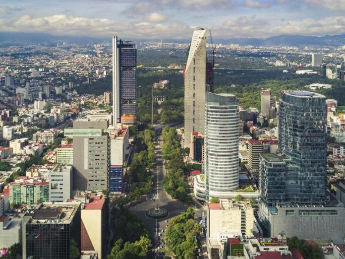 Housing in Mexican cities like Mexico City runs $288 to $590 per month.