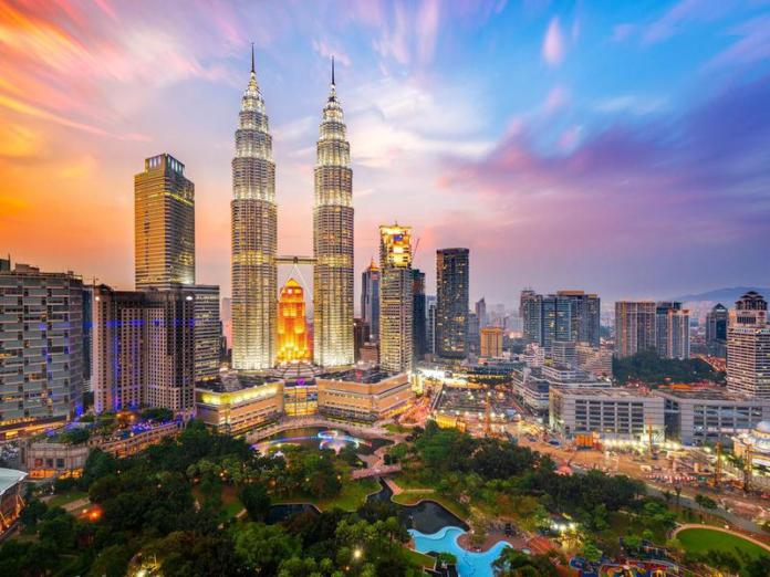 An apartment in a big city like Kuala Lumpur costs $364 to $657 per month.