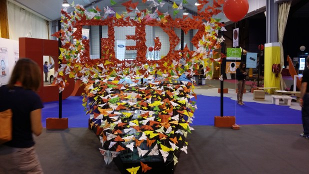 papillons tedx rennes