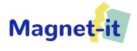 post-it magnétique magnet-it