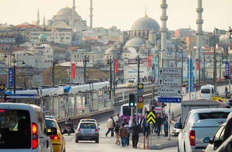 Driving In Turkey
