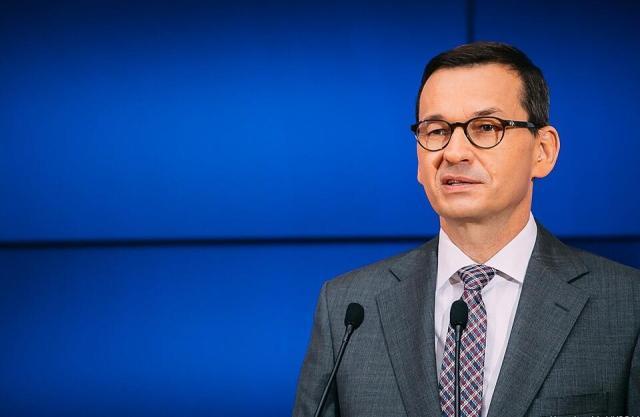 Premier Mateusz Morawiecki / autor: KPRM/Krystian Maj