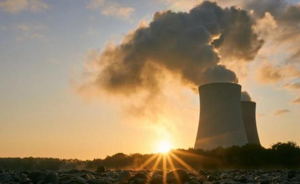 elektrownia atomowa / autor: Pixabay