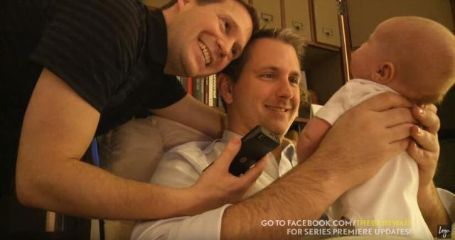 Kadr z serialu dokumentalnego 'The wait baby' / autor: YouTube