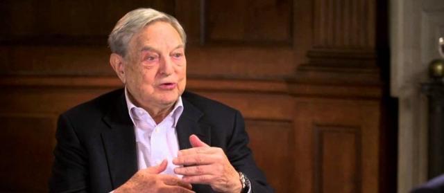 George Soros, uczeń Karla Poppera / autor: YouTube