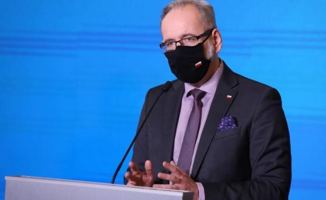 Minister zdrowia Adam Niedzielski / autor: PAP/Tomasz Gzell