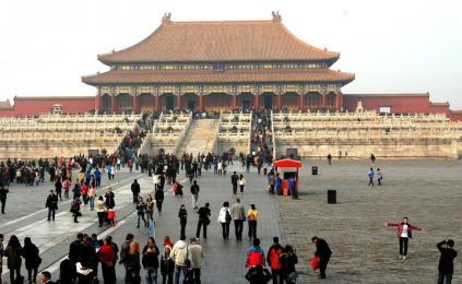 Chiny, Zakazane Miasto / autor: Pixabay