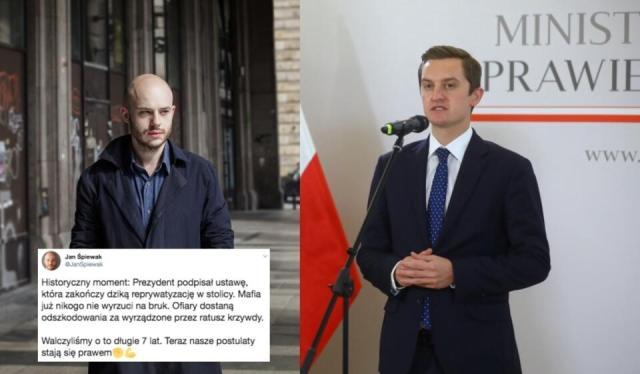 autor: Fratria/PAP/Rafał Guz/Twitter