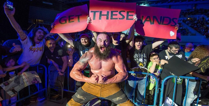 How Did Braun Strowman Come Up With 'Get These Hands'? - WrestlingRumors.net