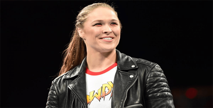 Ronda Rousey Announces Pregnancy – WrestlingRumors.net