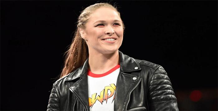 Ronda Rousey Announces Pregnancy – WrestlingRumors.net