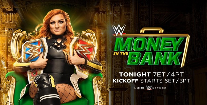 REVIEW: Money In The Bank 2019: Climb Faster