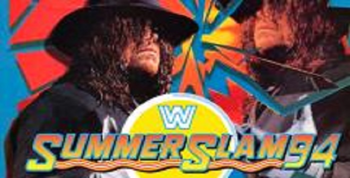 REVIEW: Summerslam 1994: Double Vision