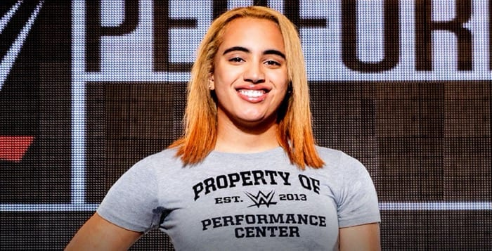 Update On Simone Johnson In NXT, Working With Returning Star