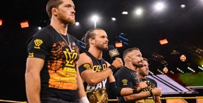 Longtime NXT Star Walks Officially Resigns