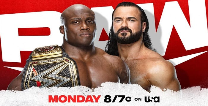 Monday Night Raw Live Coverage And Results – March 29, 2021
