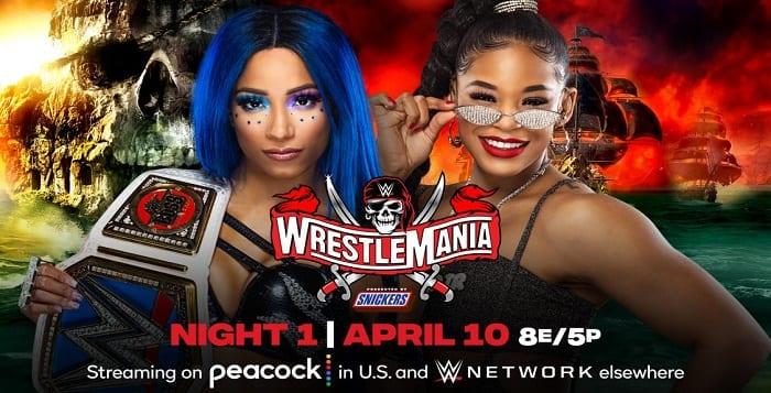 Bad News For Sasha Banks vs. Bianca Belair At WrestleMania