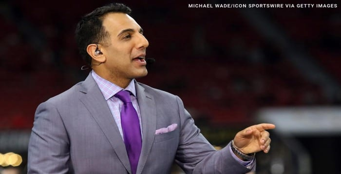 How Did Adnan Virk Land His Monday Night Raw Commentary Role?