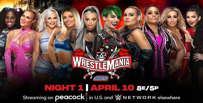 How One WWE Star Made WrestleMania 37 Better For Women