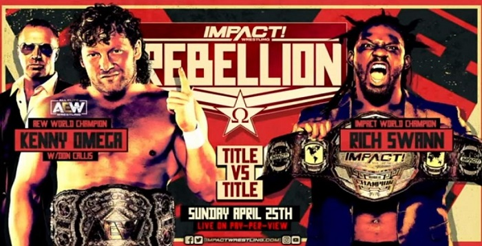 Impact Wrestling Rebellion 2021 Preview, Predictions And Thoughts