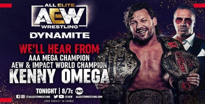 AEW Dynamite Live Coverage And Results – April 28, 2021