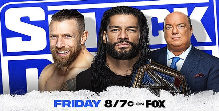 SmackDown Results – April 30, 2021
