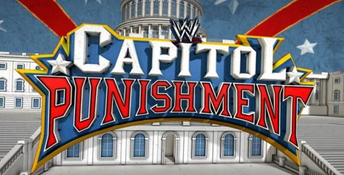 REVIEW: Capitol Punishment 2011: I Guess We're Really Doing This