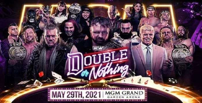 New Title Match Added To AEW Double Or Nothing Buy In