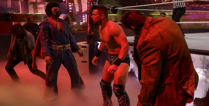 MVP Calls Out Fans For Criticisms Of WWE Zombie Match