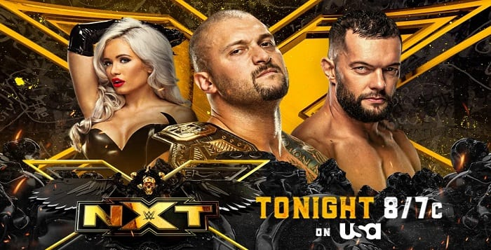 NXT Live Coverage And Results – May 25, 2021