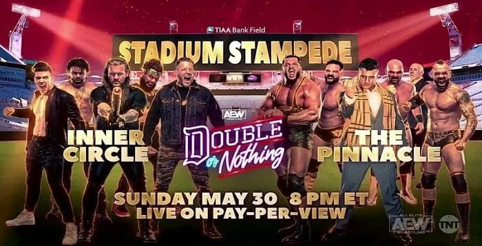 AEW Double Or Nothing 2021 Results
