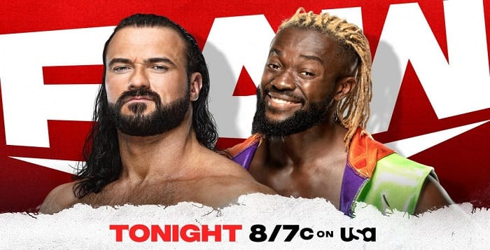 Main Event Results – June 3, 2021