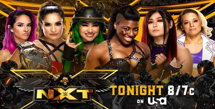 NXT Live Coverage And Results – June 29, 2021