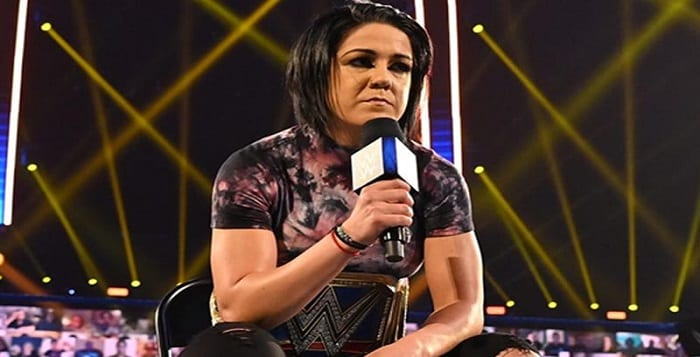 Emotional Bayley Opens Up On Recent WWE Releases