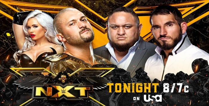 NXT Live Coverage And Results – July 13, 2021
